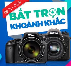 Bat tron khaonh khac cung Nikon