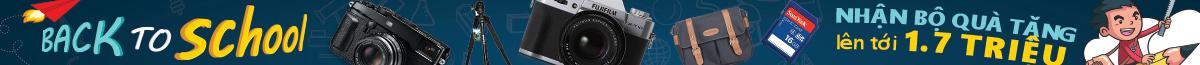 Mua may anh Fujifilm X-T10 nhan qua den 1tr7