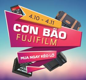 Fujifilm Con Bao Qua Tang