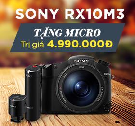 Sony RX10M3