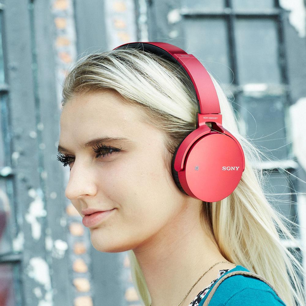 Tai nghe bluetooth Sony MDR-XB650BT 2