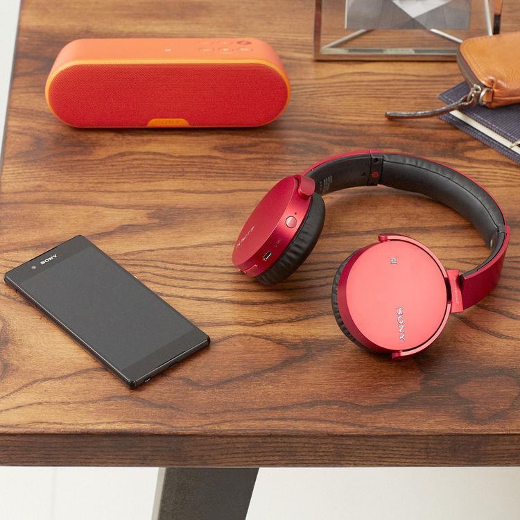 Tai nghe bluetooth Sony MDR-XB650BT 5
