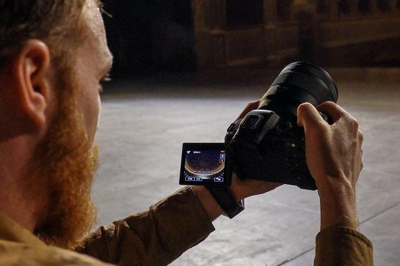 Máy ảnh Canon EOS R6 (Body) (Ảnh 4)