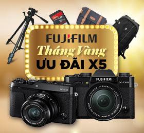 Fujifilm thang vang uu dai
