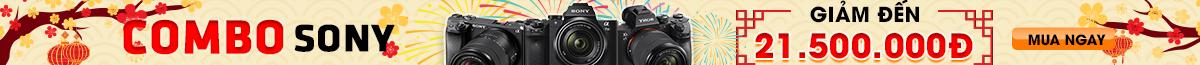 Combo Sony giảm đến 21tr500k