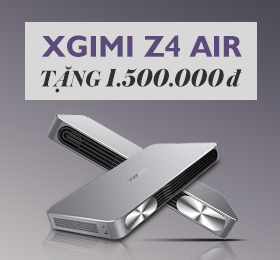 mua may chieu xgimi z4 air giam 1tr500