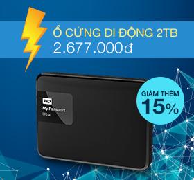 Mua ổ cứng 2TB giá tốt