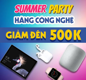 summer party  gia den 500k