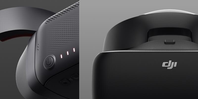 DJI Goggles RE - Kính thực tế ảo cho Flycam