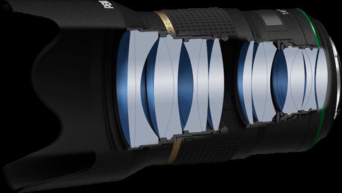 Pentax D FA* 50mm f/1.4 SDM AW