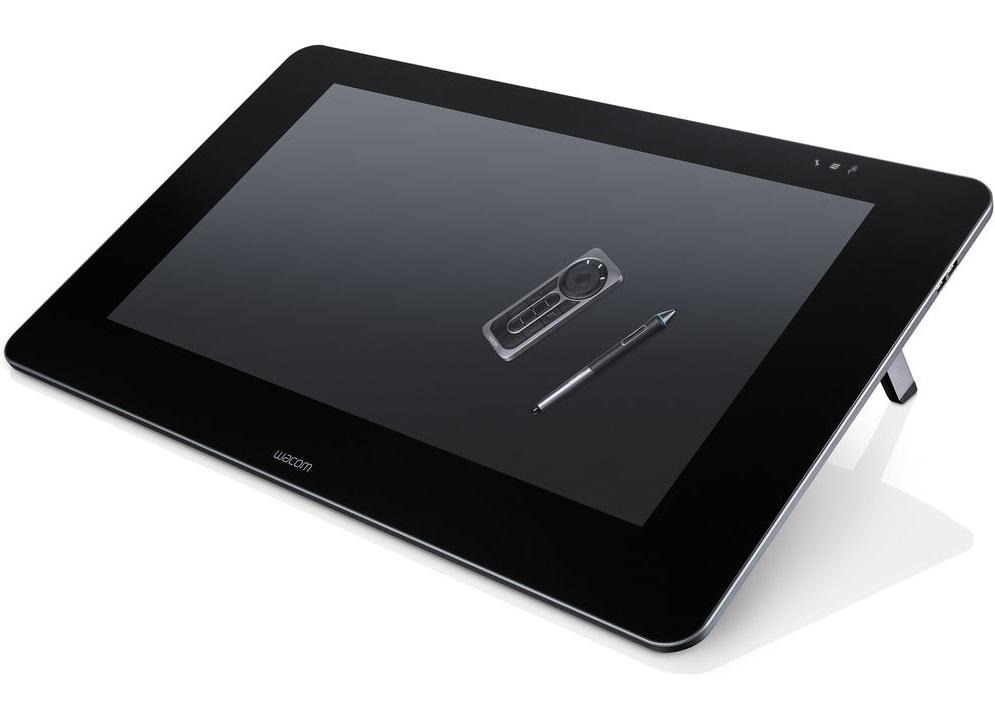Bảng vẽ máy tính Wacom Cintiq 27QHD Touch DTH-2700/K0-CX 5