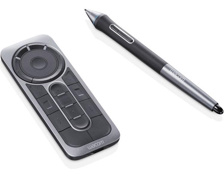 Bảng vẽ máy tính Wacom Cintiq 27QHD Touch DTH-2700/K0-CX 3