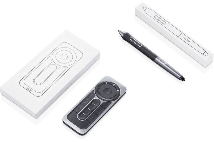 Bảng vẽ máy tính Wacom Cintiq 27QHD Touch DTH-2700/K0-CX 4