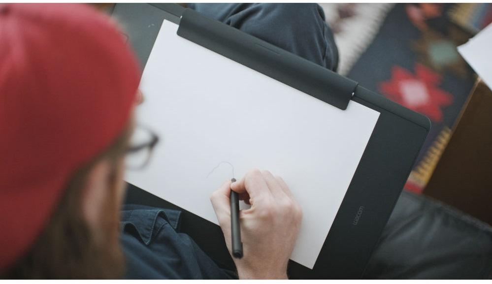Bảng vẽ máy tính Wacom Intuos Pro Paper Large (PTH-860-K1-CX) 3