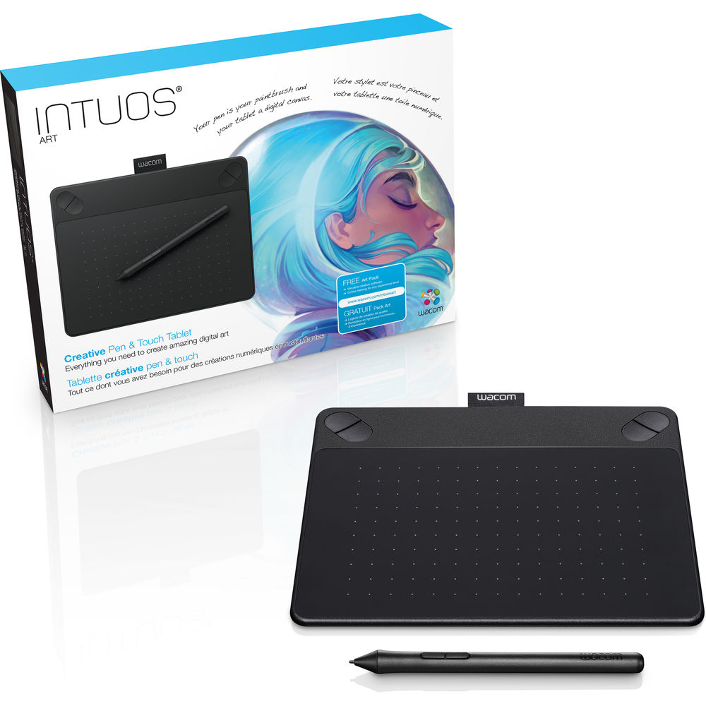 Wacom Intuos Art Small CTH-490