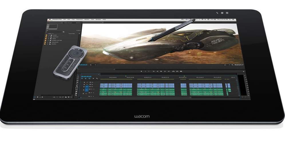 Bảng vẽ máy tính Wacom Cintiq 27QHD DTK2700/KO-CX 2
