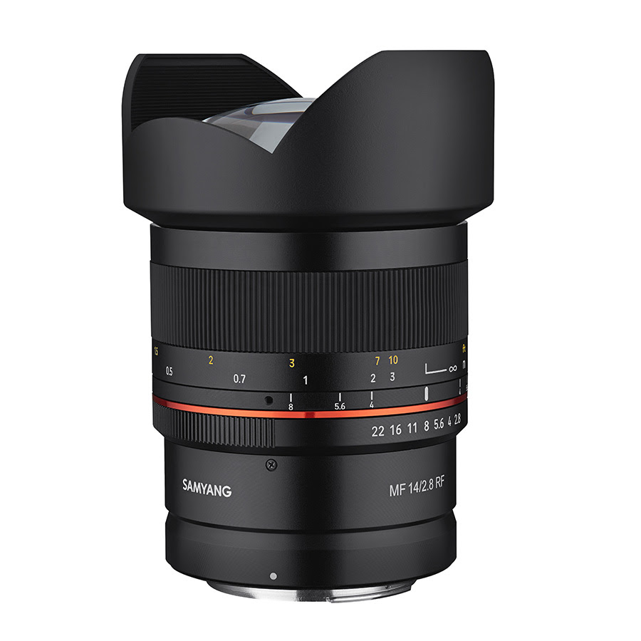 Samyang 85mm f/1.8 ED UMC CS for Canon EF-M