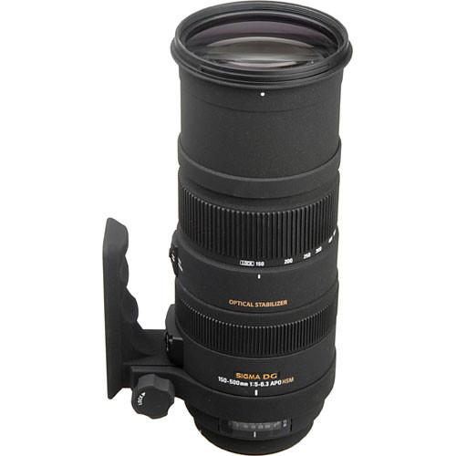 Sigma 150 5  M U1edbi 95     For Nikon