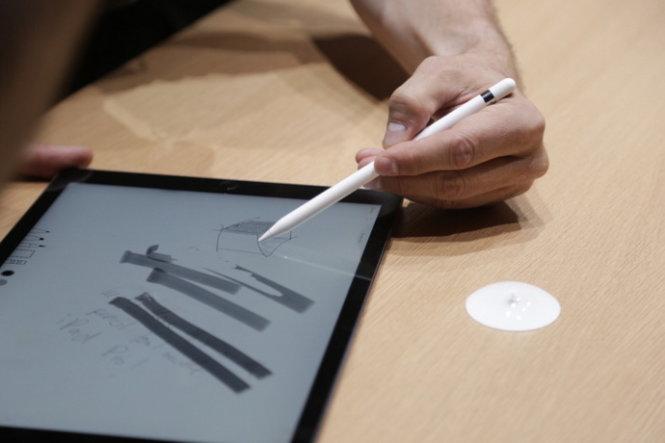 Bút Apple Pencil cho iPad Pro - Giá Tốt