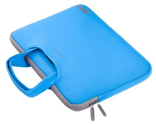 Túi chống sốc Cartinoe Breath Series cho Macbook 15 inch ( Màu Xanh )