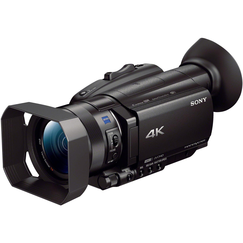 Máy quay phim 4K HDR FDR-AX700