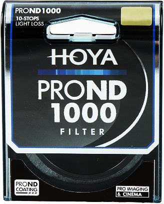 Hoya 55 Pro ND1000