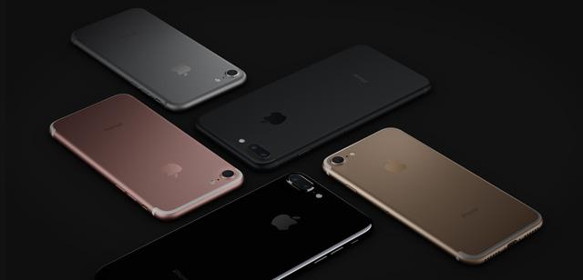 điện thoại iPhone 7, điện thoại iPhone 7 Plus