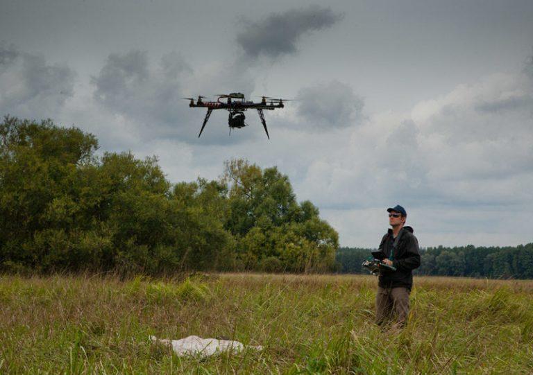 Ảnh từ không trung đẹp tuyệt vời chụp bằng 5D Mark III gắn lên drone
