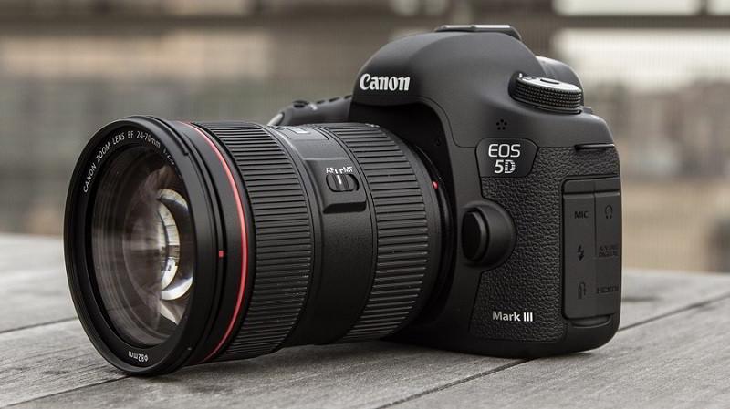 Canon 5D Mark III – Bản nâng cấp được mong đợi nhất