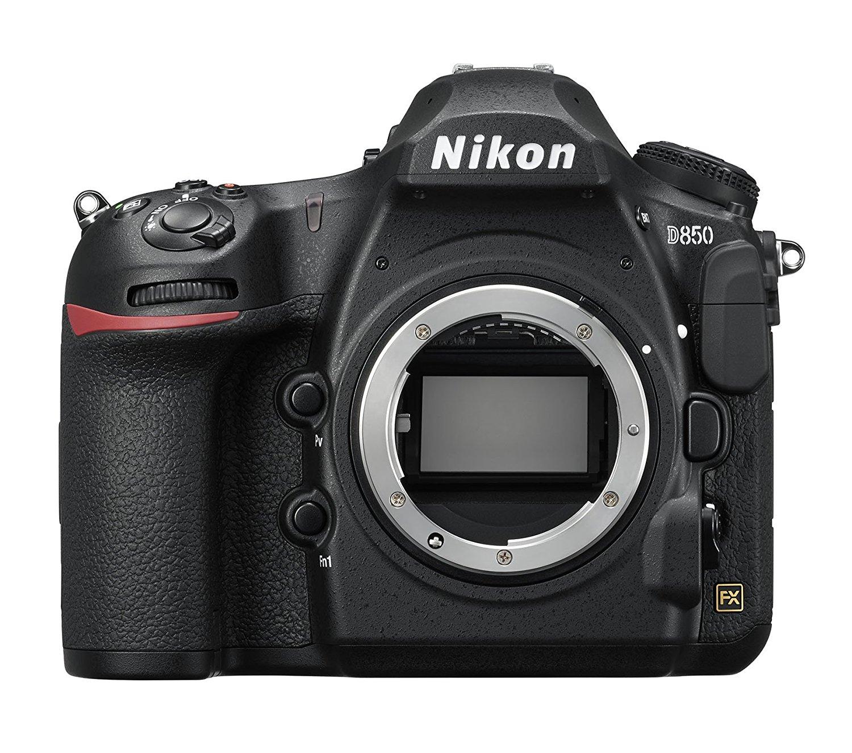 Siêu phẩm Nikon D850 ra mắt với cảm biến BSI 45,7 MP tuyệt đỉnh