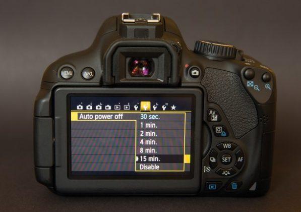 Mẹo tiết kiệm và kéo dài thời lượng pin cho máy ảnh