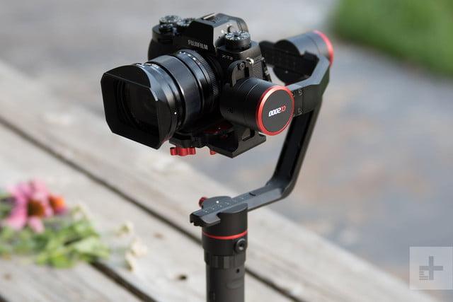 Đánh giá chi tiết Gimbal FeiyuTech A2000 – phụ kiện hoàn hảo dành cho máy ảnh DSLR và Mirrorlesss