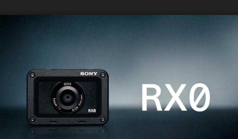 Sony RX0 có giá bán 16,99 triệu; đặt trước tặng gimbal 3,5 triệu