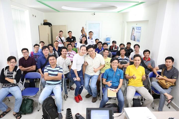 Khóa học nhiếp ảnh miễn phí chuyên đề với Dr. Thanh tại zShop.vn