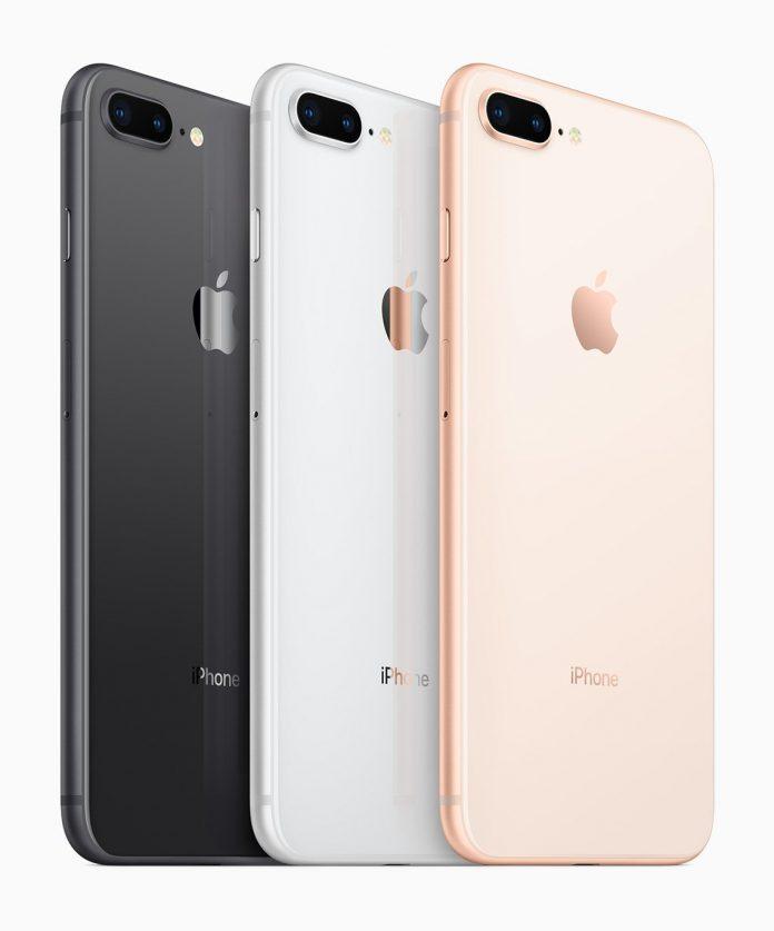"""Apple iPhone 8 và iPhone 8 Plus có gì khác biệt so với """"người cũ""""?"""