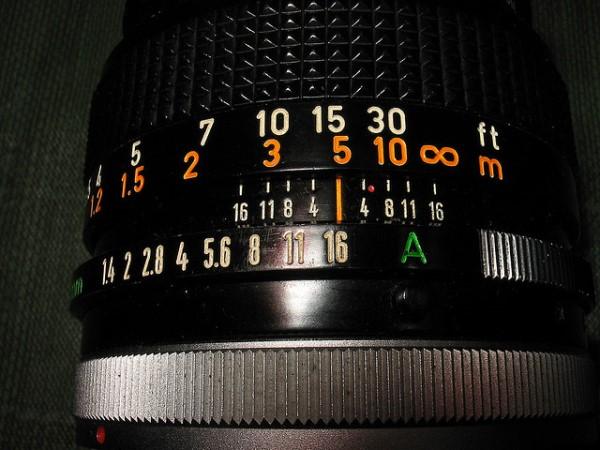 Các thông số trên ống kính được đọc sao cho đúng?