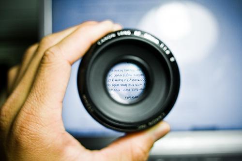 Mua ống kính máy ảnh cũ cần lưu ý những gì?