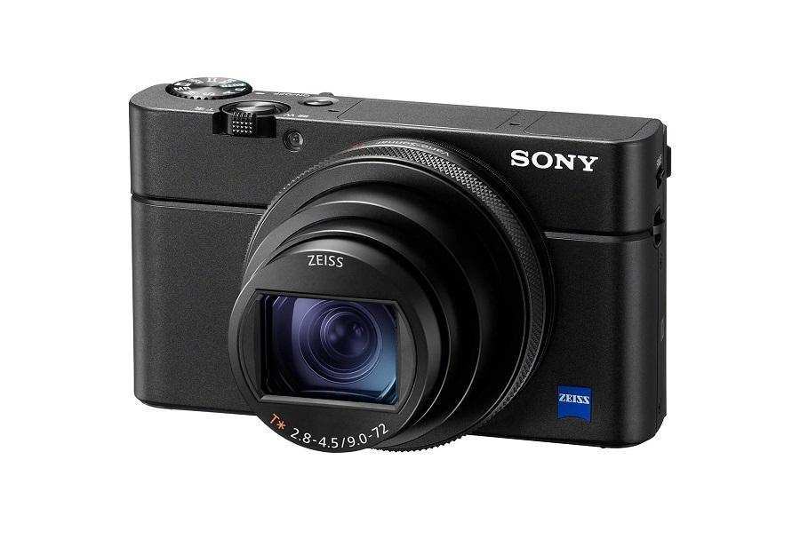 """Sony ra mắt RX100 VI: Ống kính mới 24-200mm, cảm biến 20.1 MP 1"""", quay phim 4K, chụp 24 fps"""