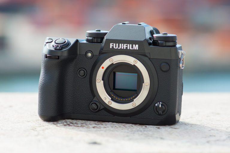 Những hình ảnh đầu tiên của Fujifilm X-H1 – Biểu tượng cho sự hoàn hảo
