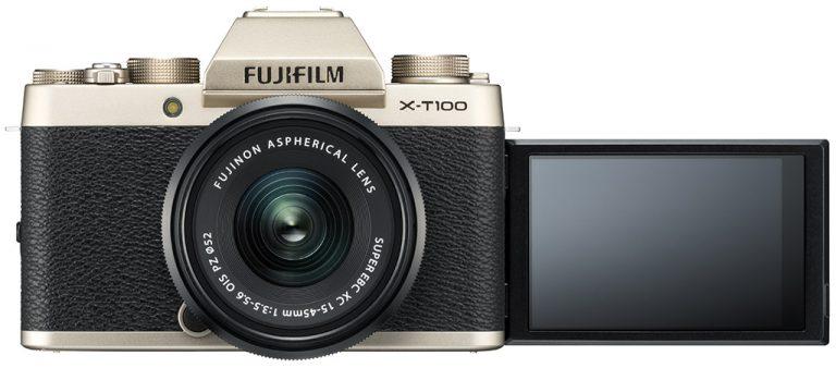 Review máy ảnh Fujifilm X-T100: Những ấn tượng đầu tiên