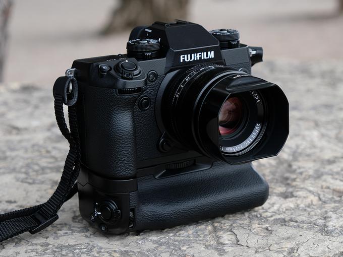 Fujifilm X-H1 – máy mirrorless cao cấp cho tín đồ quay video
