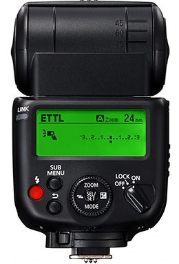 Hướng dẫn sử dụng nhanh với đèn flash Canon Speedlite 430EX III-RT