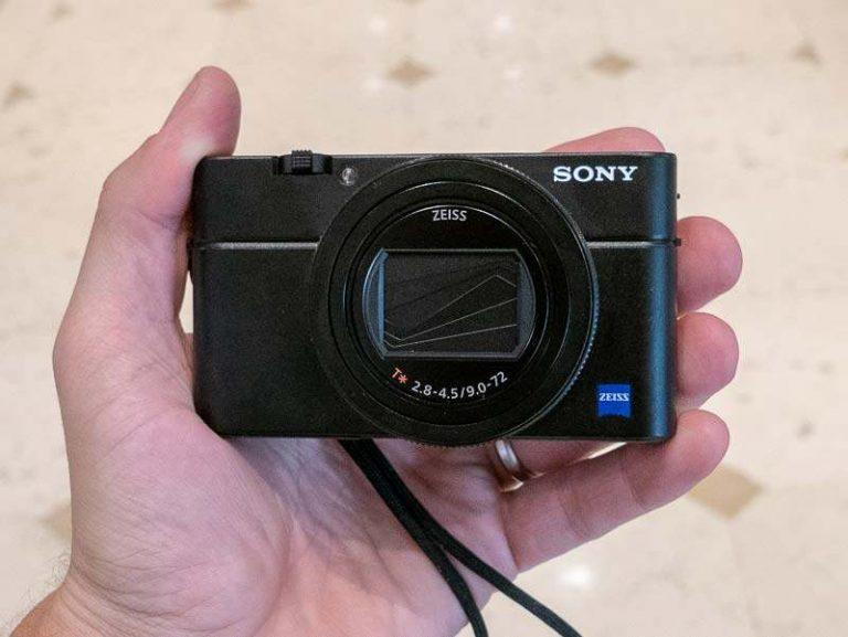 Trên tay và đánh giá Sony RX100 VI: nhỏ-gọn-nhẹ, nhiều cải tiến tuyệt vời