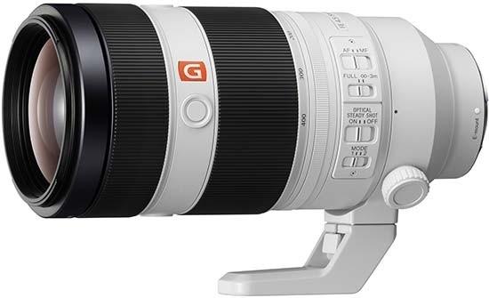 Đánh giá ống kính Sony FE 100-400mm F4.5-5.6 GM OSS