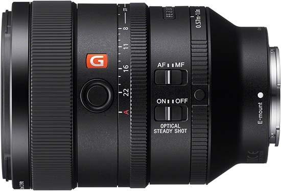 Đánh giá ống kính Sony FE 100mm F2.8 STF GM OSS