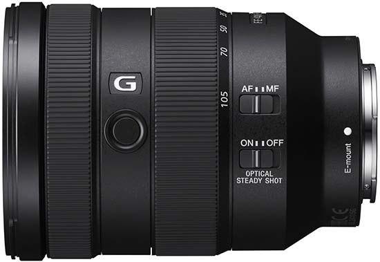 Đánh giá ống kính Sony FE 24-105mm f/4 G OSS