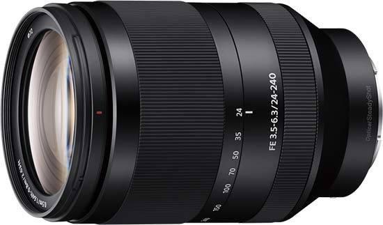 Đánh giá ống kính Sony FE 24-240mm f/3.5-6.3 OSS