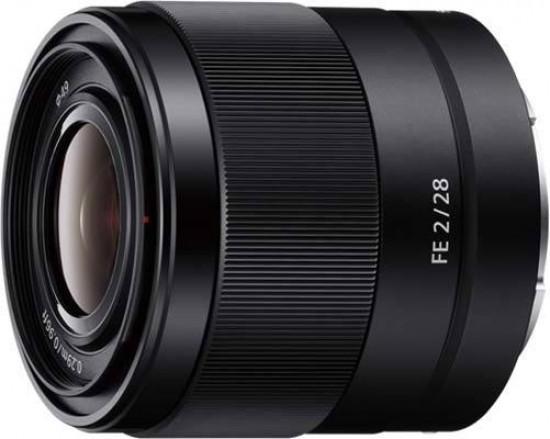 Đánh giá ống kính Sony FE 28mm f/2