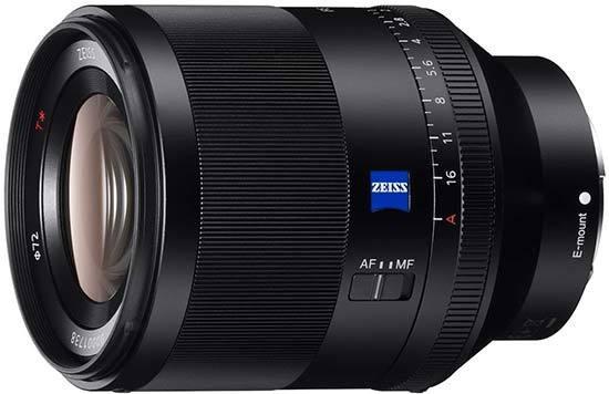 Đánh giá ống kính Sony Planar T* FE 50mm F1.4 ZA
