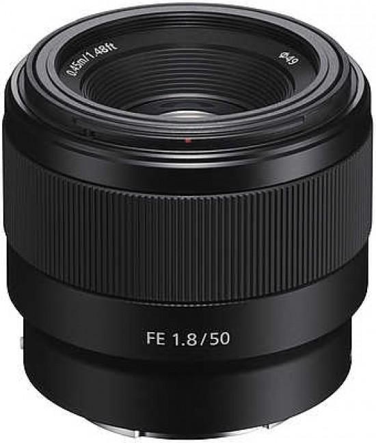 Đánh giá ống kính Sony FE 50mm f/1.8
